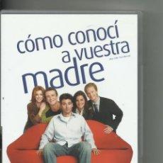 Series de TV: COMO CONOCI A VUESTRA MADRE. Lote 297107068
