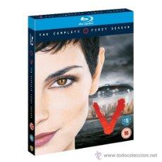 Series de TV en Blu Ray: BLU-RAY V (2009) TEMPORADA 1 COMPLETA (REMAKE) ¡¡PRECINTADA!! . Lote 26336917