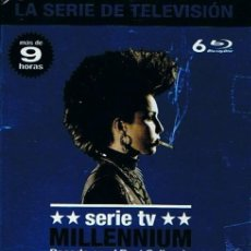 BLU - RAY MILENNIUM SERIE TV ( PACK 6)