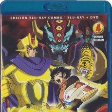 Mazinger Z - Vol. 4 (Blu-Ray + Dvd)
