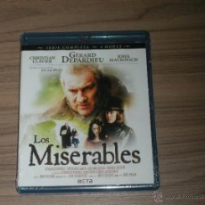 Series de TV en Blu Ray: LOS MISERABLES SERIE COMPLETA BLU-RAY DISC 6 HORAS NUEVO PRECINTADO. Lote 49285830