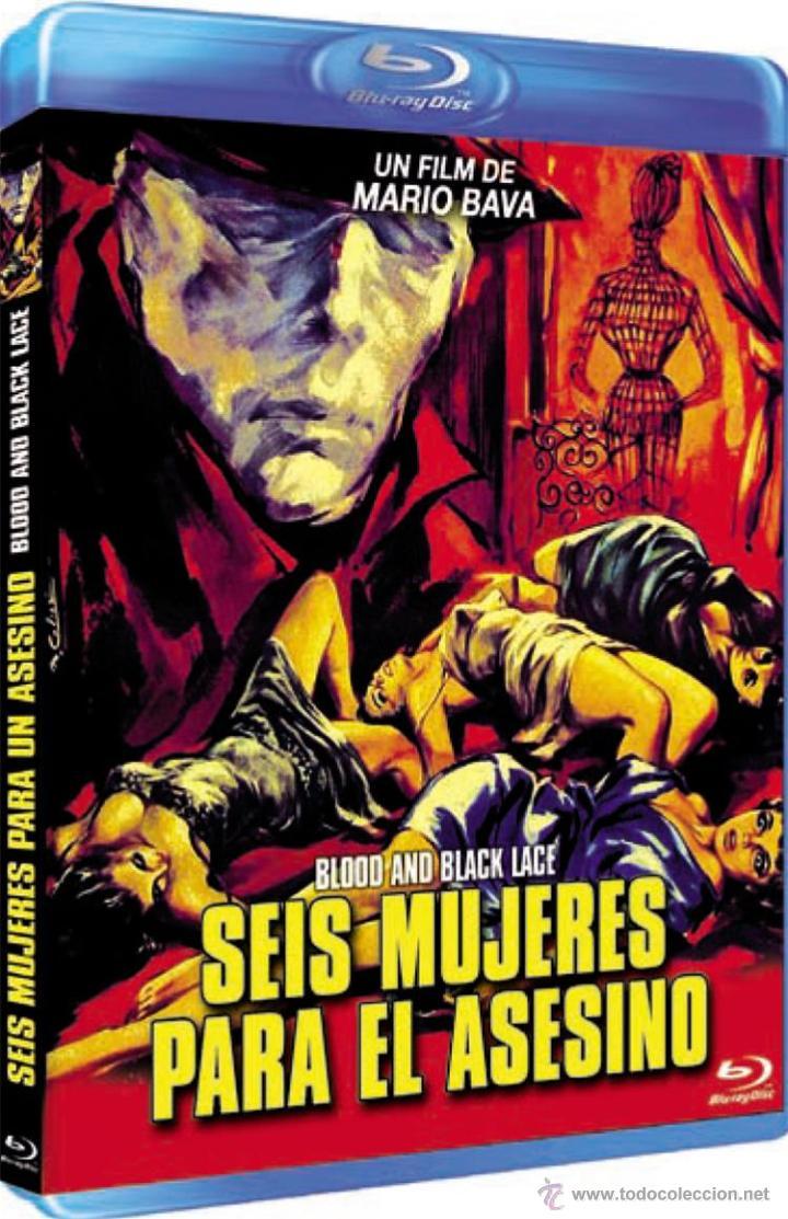 SEIS MUJERES PARA EL ASESINO (BLU-RAY) (SEI DONNE PER L'ASSASSINO) (Series TV en Blu -Ray )