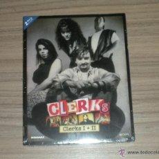 Series de TV en Blu Ray: COLECCION CLERKS 1 + 2 EDICION ESPECIAL 2 BLU-RAY DISC + POSTER NUEVO PRECINTADO. Lote 114212068