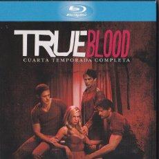 True Blood - Cuarta Temporada Completa en Blu Ray - 5 Discos