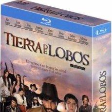 Series de TV en Blu Ray: BLU-RAY TIERRA DE LOBOS (TEMPORADA 1) SERIE TV. Lote 30065188
