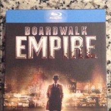 Series de TV en Blu Ray: MARTIN SCORSESSE. BOARDWALK EMPIRE. PRIMERA TEMPORADA COMPLETA EN 5 DISCOS. INCLUYE LIBRETO COLOR. Lote 69299497