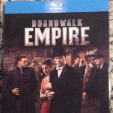 Series de TV en Blu Ray: MARTIN SCORSESSE. BOARDWALK EMPIRE. SEGUNDA TEMPORADA COMPLETA EN 5 DISCOS. . Lote 69299717