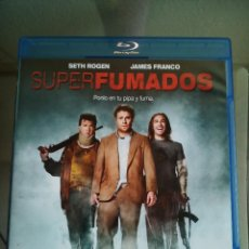 Series de TV en Blu Ray: PELÍCULA BLU RAY SUPERFUMADOS - JAMES FRANCO Y SETH ROGEN. Lote 82262664