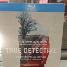 Series de TV en Blu Ray: TRUE DETECTIVE. TEMPORADA 1-2 BLU-RAY DISC.. Lote 82478144