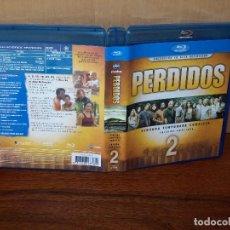 PACK PERDIDOS - SEGUNDA TEMPORADA COMPLETA EN BLU-RAY EDICION AMPLIADA - 7 BLU-RAY