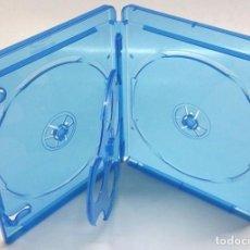 Series de TV en Blu Ray: ESTUCHE BLU-RAY DE 14 MM PARA 4 DISCOS PACK DE 5 ESTUCHES AZULES - NUEVOS A ESTRENAR. Lote 93819235