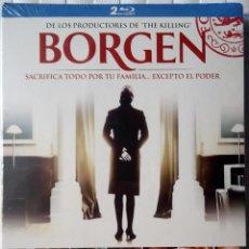 BORGEN Primera Temporada Completa (2 Bluray) Sin desprecintar