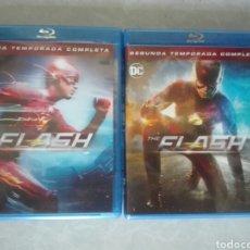Series de TV en Blu Ray: THE FLASH-TEMPORADA 1 Y 2-BLURAY. Lote 94524462