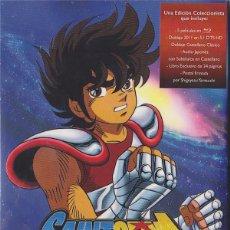 Saint Seiya - Los Caballeros Del Zodiaco : Movie Box 1987 - 2014 (Blu-Ray + Libro)