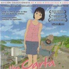 Series de TV en Blu Ray: UNA CARTA PARA MOMO (BLU-RAY + DVD + DVD EXTRAS + LIBRO). Lote 94569954
