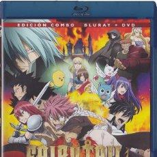 Series de TV en Blu Ray: FAIRY TAIL - LA SACERDOTISA DEL FENIX (BLU-RAY + DVD). Lote 94569966