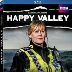 Series de TV en Blu Ray: HAPPY VALLEY - 2ª TEMPORADA (BLU-RAY). Lote 94569986