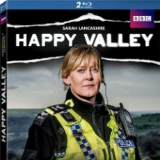 Happy Valley - 2ª Temporada (Blu-Ray)