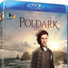 Series de TV en Blu Ray: POLDARK - 1ª TEMPORADA COMPLETA (2015) (BLU-RAY). Lote 94569990