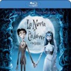 Series de TV en Blu Ray: LA NOVIA CADÁVER (BLU-RAY). Lote 95146747