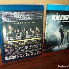 Series de TV en Blu Ray: PACK THE WALKING DEAD - QUINTA TEMPORADA COMPLETA EN 5 BLU-RAY -. Lote 98057575