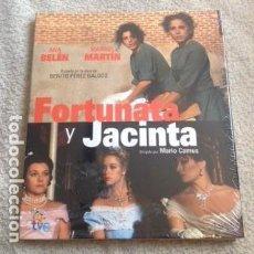 Series de TV en Blu Ray: FORTUNATA Y JACINTA BLU-RAY **SERIE COMPLETA NUEVA Y PRECINTADA** DE MARIO CAMUS CON ANA BELÉN. Lote 117970059