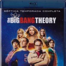 Series de TV en Blu Ray: THE BIG BANG THEORY - 7ª TEMPORADA (BLU-RAY). Lote 102847508