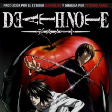 Series de TV en Blu Ray: DEATH NOTE - BOX 1 (EPISODIOS 1 A 20) - EDICION COLECCIONISTA (BLU-RAY) (DESU NOTO). Lote 106978791