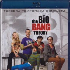 Series de TV en Blu Ray: THE BIG BANG THEORY - 3ª TEMPORADA (BLU-RAY). Lote 102847444