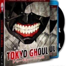 Series de TV en Blu Ray: TOKYO GHOUL - 1ª TEMPORADA (BLU-RAY + EXTRAS). Lote 102847512