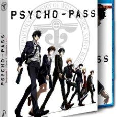 Series de TV en Blu Ray: PSYCHO PASS : 1ª TEMPORADA - 1ª PARTE (BLU-RAY + EXTRAS). Lote 102847524
