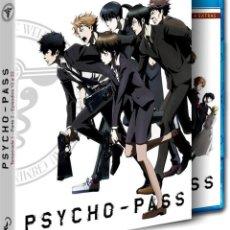 Series de TV en Blu Ray: PSYCHO PASS : 1ª TEMPORADA - 2ª PARTE (BLU-RAY + EXTRAS). Lote 102847528