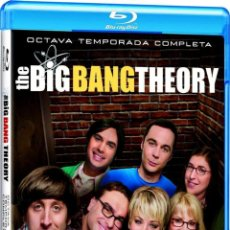 Series de TV en Blu Ray: THE BIG BANG THEORY - 8ª TEMPORADA (BLU-RAY). Lote 102847532