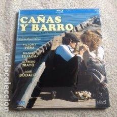 Series de TV en Blu Ray: CAÑAS Y BARRO BLU-RAY **SERIE COMPLETA** DE RAFAEL ROMERO MARCHEN CON VICTORIA VERA. Lote 117969964