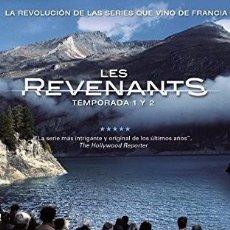 Series de TV en Blu Ray: LES REVENANTS - TEMPORADAS 1 Y 2 [BLU-RAY]. Lote 104971275