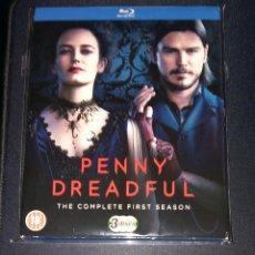 Series de TV en Blu Ray: PENNY DREADFUL SEASON 1 BLU-RAY TEMPORADA 1 EDICIÓN UK SÓLO INGLÉS. Lote 105130863