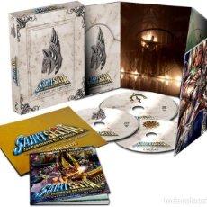 Saint Seiya - Los Caballeros Del Zodiaco : La Leyenda Del Santuario (Blu-Ray) (Ed. Coleccionista)