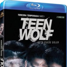 Series de TV en Blu Ray: TEEN WOLF - 3ª TEMPORADA - VOL. 1 (BLU-RAY). Lote 107669982