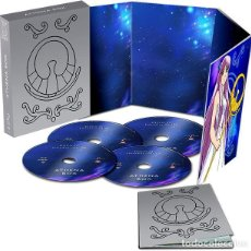 Series de TV en Blu Ray: SAINT SEIYA (LOS CABALLEROS DEL ZODIACO) - ATHENA BOX (BLU-RAY). Lote 115161774