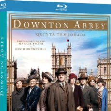 Series de TV en Blu Ray: DOWNTON ABBEY - 5ª TEMPORADA (BLU-RAY). Lote 107669994