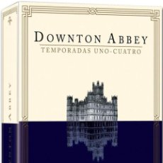Series de TV en Blu Ray: PACK DOWNTON ABBEY - 1ª A 4ª TEMPORADA (BLU-RAY). Lote 107670010