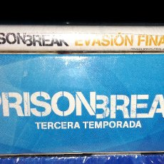 Series de TV en Blu Ray: PRISON BREAK T3 + EVASIÓN FINAL BLU RAY COMO NUEVO ESPAÑOLAS DESCATALOGADAS. Lote 107060371