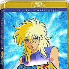 Saint Seiya : Vol. III - La Leyenda Del Joven Escarlata (Blu-Ray)