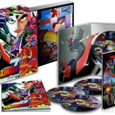 Series de TV en Blu Ray: MAZINGER Z - BOX 1 (EPISODIOS 1 A 46) (BLU-RAY). Lote 108903138