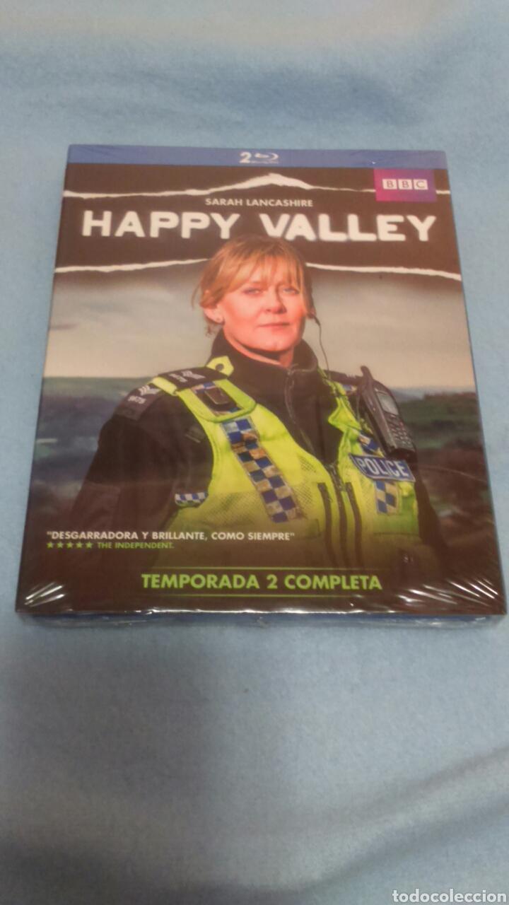 BLURAY. HAPPY VALLEY. SEGUNDA TEMPORADA (TEMPORADA 2). PRECINTADA. (Series TV en Blu -Ray )