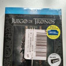Series de TV en Blu Ray: BLU RAY JUEGO DE TRONOS 1º.TEMPORADA NUEVO ¡PRECINTADO!. Lote 111977191