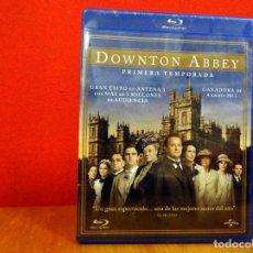 Series de TV en Blu Ray: DOWNTON ABBEY TEMPORADA 1 COMPLETA BLU RAY NUEVO PRECINTADO. Lote 112577743
