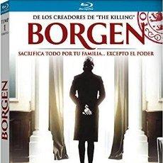 Series de TV en Blu Ray: BORGEN - 1ª TEMPORADA (BLU-RAY). Lote 113747472