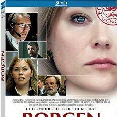 Series de TV en Blu Ray: BORGEN - 3ª TEMPORADA (BLU-RAY). Lote 113747480