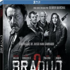 Series de TV en Blu Ray: BRAQUO - 2ª TEMPORADA (BLU-RAY). Lote 113747488